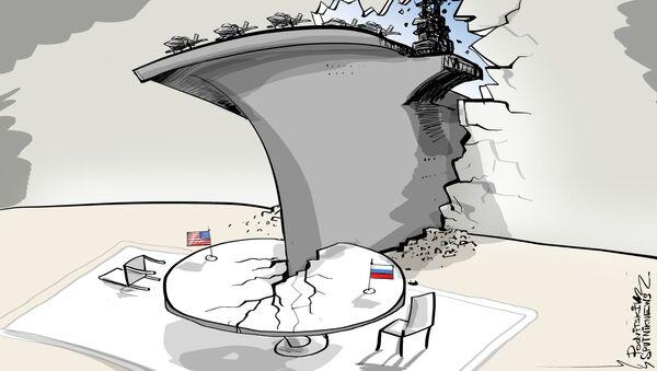 L'ambasciatore USA minaccia la Russia con le portaerei nel Mediterraneo - Sputnik Italia