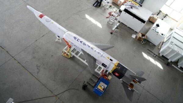 Il missile cinese Jia Geng 1 - Sputnik Italia