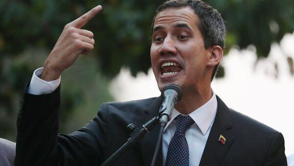 Juan Guaidó - Sputnik Italia