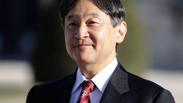 Наследный принц Японии Нарухито - Sputnik Italia