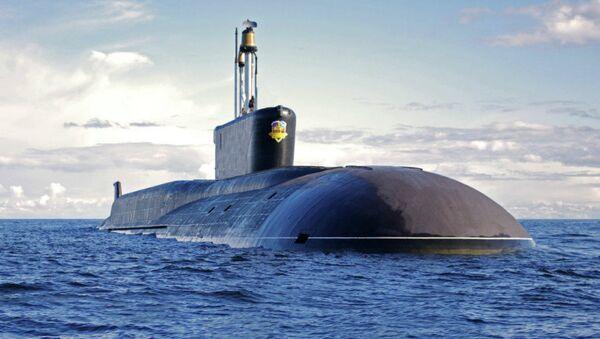Sottomarino nucleare strategico - Sputnik Italia