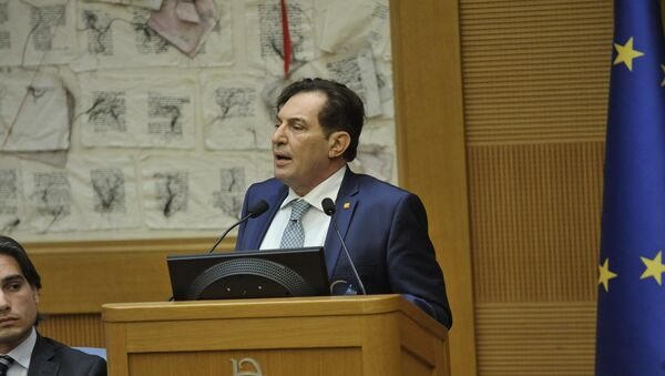 Il Presidente della Regione Sicilia, Rosario Crocetta - Sputnik Italia