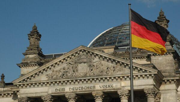 Il Bundestag tedesco - Sputnik Italia