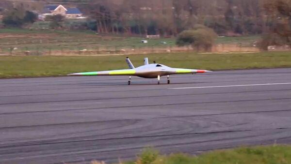 Il drone Magma - Sputnik Italia
