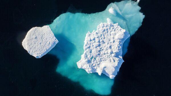 Un iceberg - Sputnik Italia
