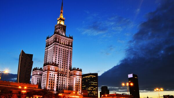 Varsavia, Polonia - Sputnik Italia
