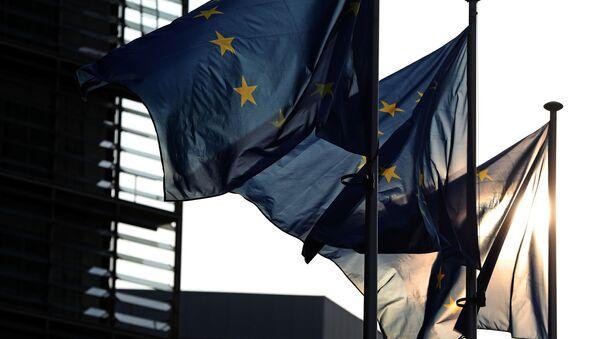 Bandiera UE - Sputnik Italia