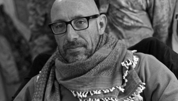 Gian Micalessin - Sputnik Italia