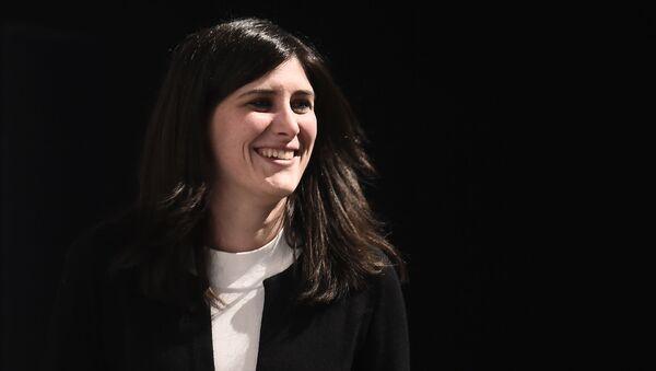 Chiara Appendino, sindaco di Torino - Sputnik Italia