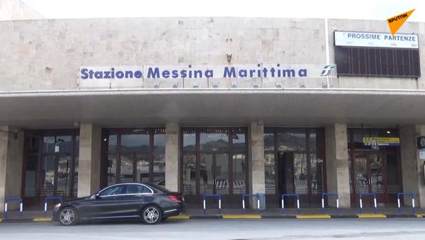 Stazione Messina Marittima - Sputnik Italia