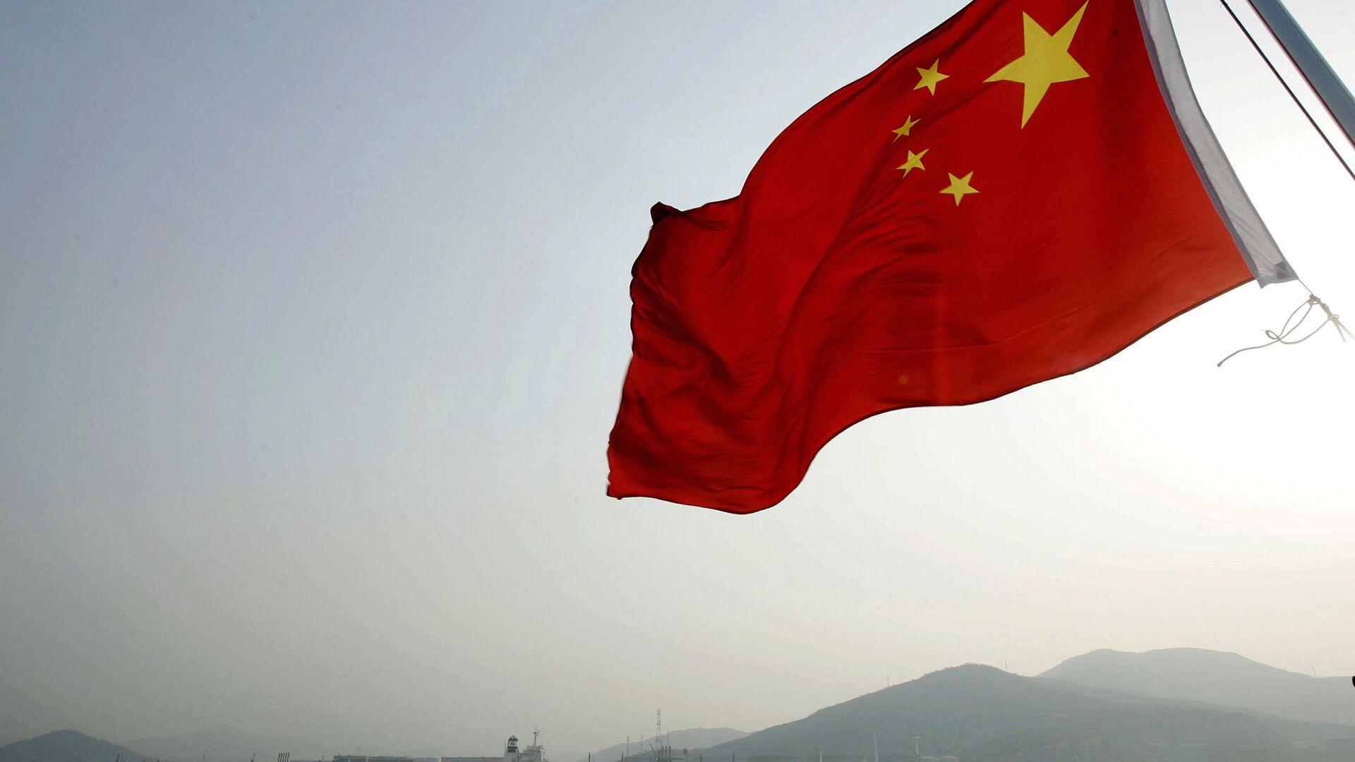 La bandiera cinese - Sputnik Italia, 1920, 09.04.2021
