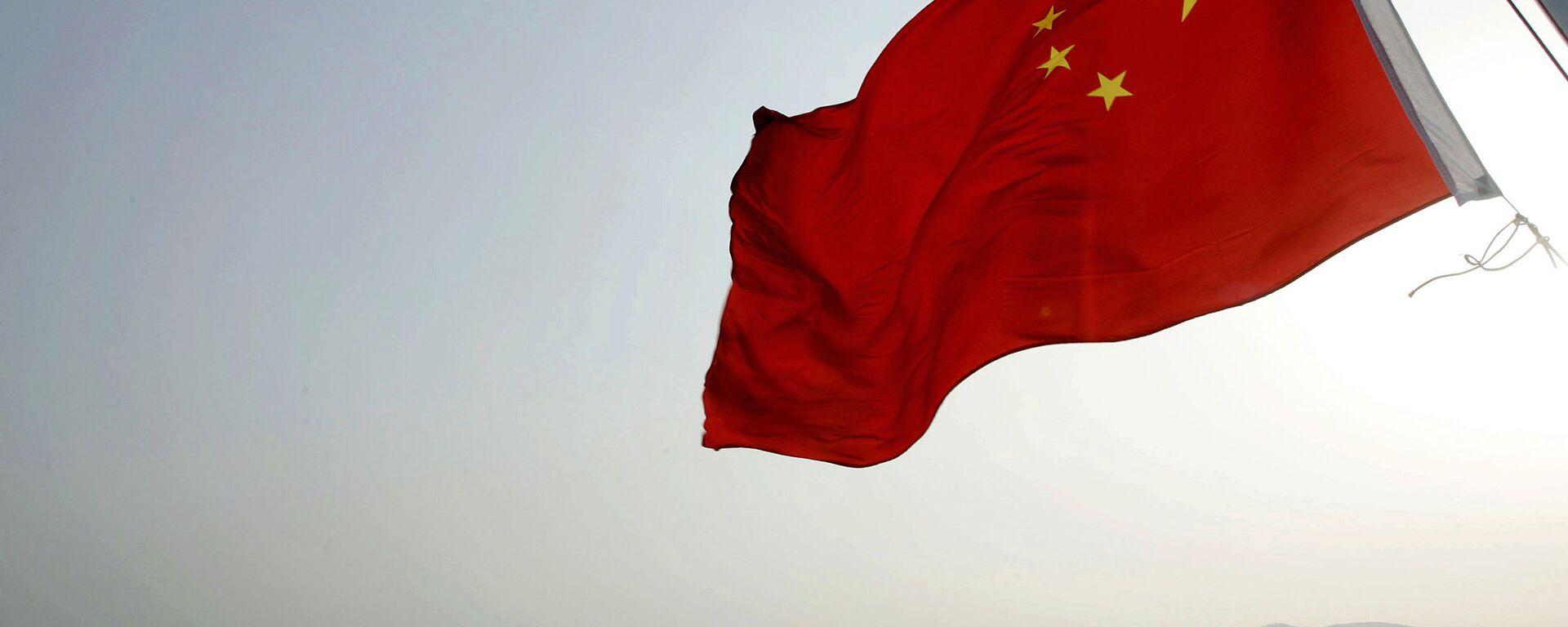 La bandiera cinese - Sputnik Italia, 1920, 11.10.2020