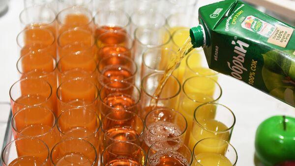 Succhi di frutta - Sputnik Italia