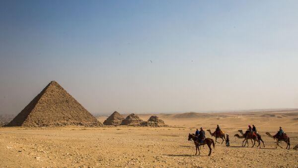 Piramidi di Giza - Sputnik Italia