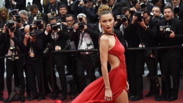 La modella e attrice statunitense Bella Hadid. - Sputnik Italia