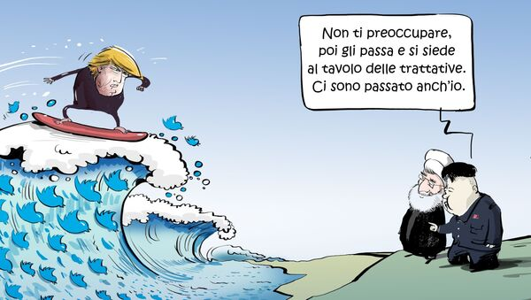 Un mercoledì da tweettoni - Sputnik Italia