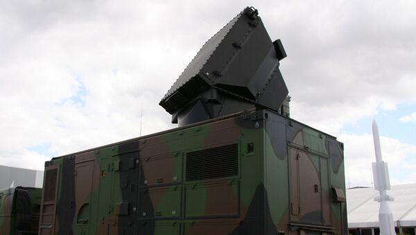 Radar del sistema missilistico SAMP-T - Sputnik Italia