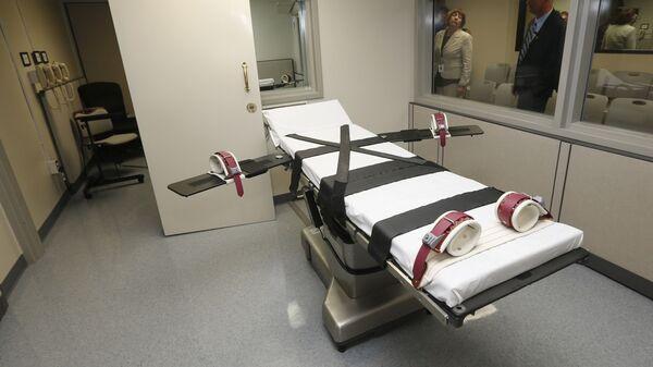 Locale per l'esecuzione delle ondanne a morte in Oklahoma, USA - Sputnik Italia