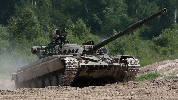 Un carro armato T-64 - Sputnik Italia