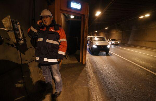 Il tunnel stradale Lefortovskiy di Mosca - Sputnik Italia