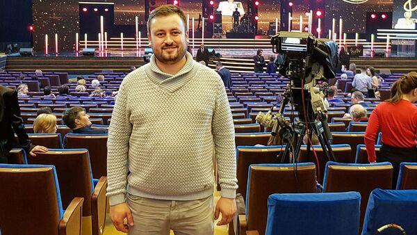 Il caporedattore di Sputnik Lituania Marat Kasem - Sputnik Italia