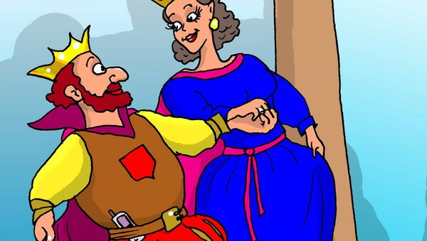 Un matrimonio medievale - Sputnik Italia