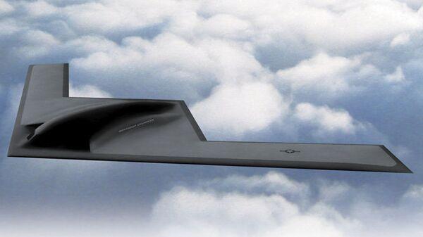 Progetto del bombardiere americano B-21 - Sputnik Italia
