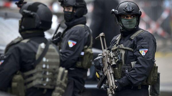 Polizia svizzera - Sputnik Italia