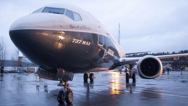 Aeromobile Boeing 737 MAX 8 - Sputnik Italia