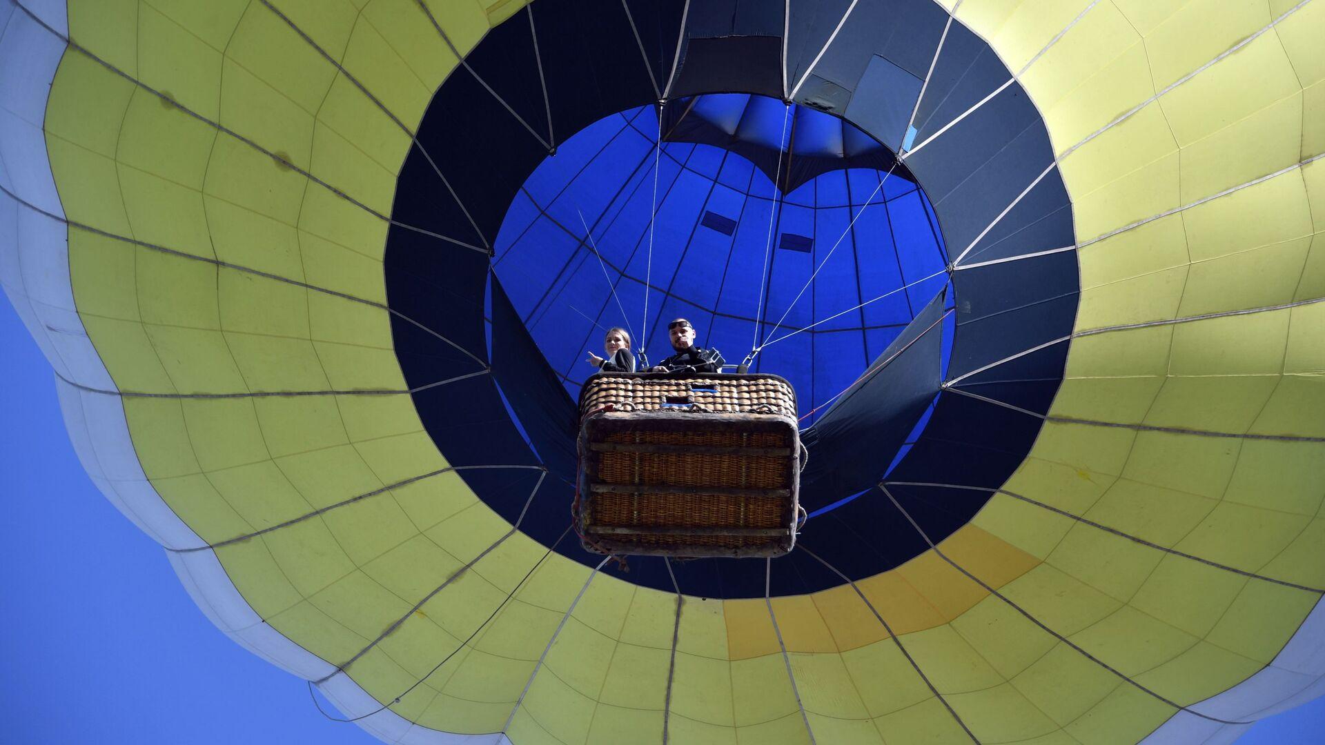 Mongolfiera - Sputnik Italia, 1920, 12.10.2021