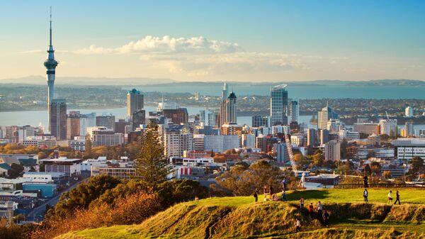 Auckland, Nuova Zelanda - Sputnik Italia