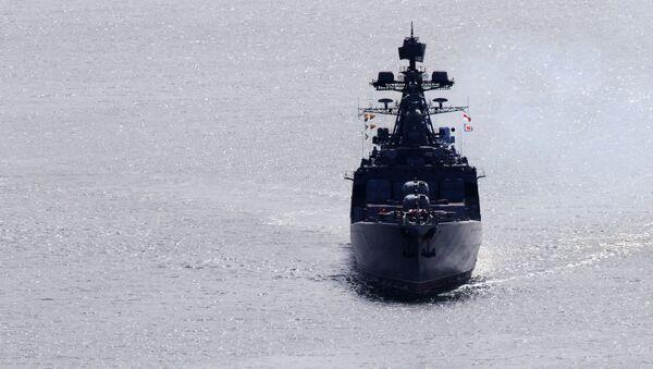 Admiral Vinogradov, Flotta del Pacifico - Sputnik Italia