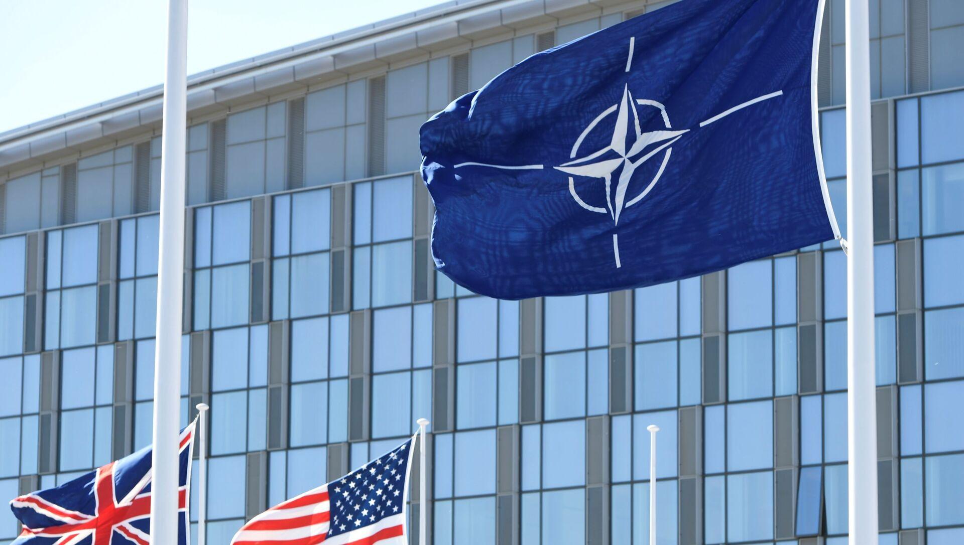 Sede della NATO a Bruxelles - Sputnik Italia, 1920, 03.02.2021