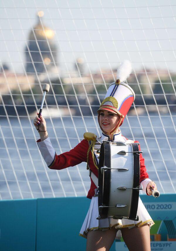 """Inaugurazione del polo calcistico """"Euro-2020"""" a San Pietroburgo. - Sputnik Italia"""