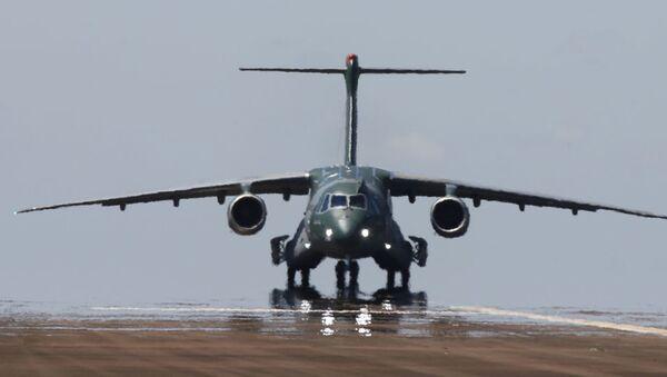 Embraer KC-390 - Sputnik Italia