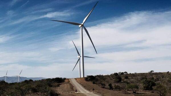 Il parco eolico di Oyster Bay realizzato da Enel Green Power in Sudafrica - Sputnik Italia