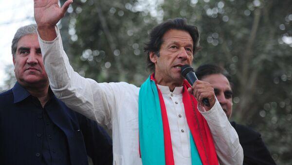 Imran Khan, primo ministro del Pakistan - Sputnik Italia