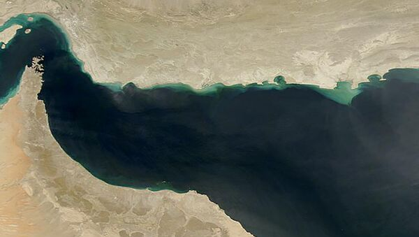 Il Golfo di Oman - Sputnik Italia