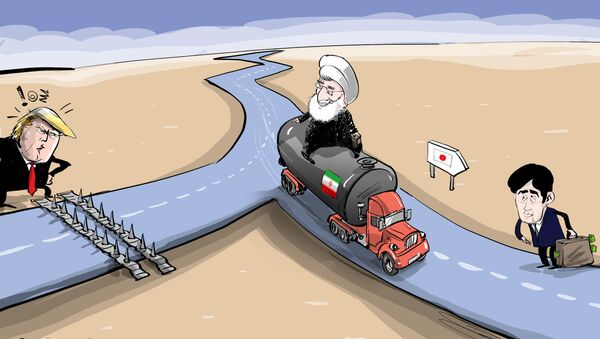 Giappone è pronto a comprare petrolio iraniano - Sputnik Italia