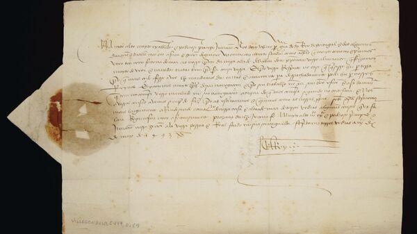 La prima lettera su successo spedizione di Cristoforo Colombo - Sputnik Italia