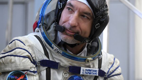 Luca Parmitano - Sputnik Italia