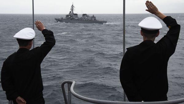 Marina Militare russa - Sputnik Italia