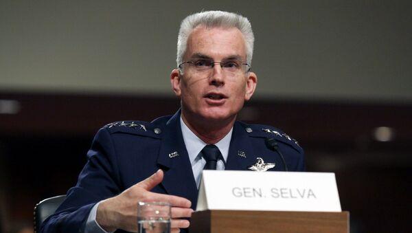 Il generale Paul Selva, vice capo degli stati maggiori uniti (Joint Chiefs of Staff) USA - Sputnik Italia