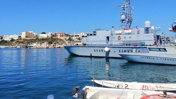 Porto di Lampedusa - Sputnik Italia