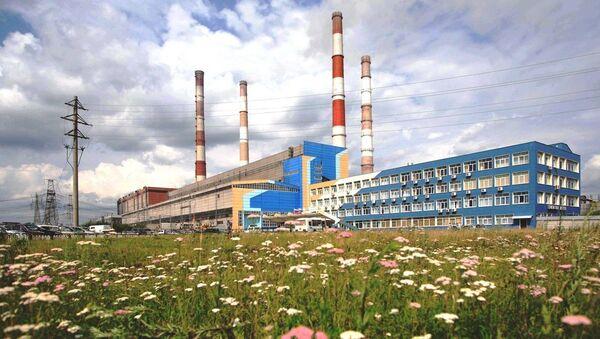 La centrale termoelettrica Reftinskaya  - Sputnik Italia