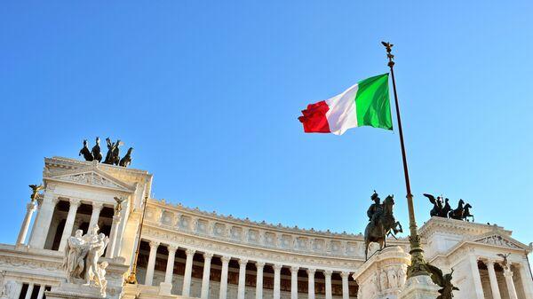 L'Altare della Patria a Roma - Sputnik Italia