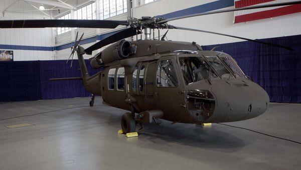 L`ultima versione di Sikorsky UH-60M Black Hawk,  2006 - Sputnik Italia