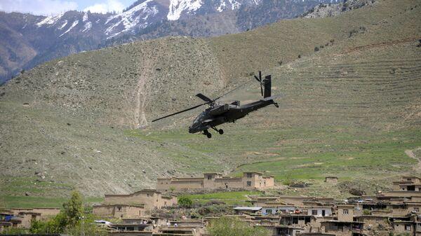 Almeno 14 soldati afghani morti di un raid aereo delle forze Usa - Sputnik Italia