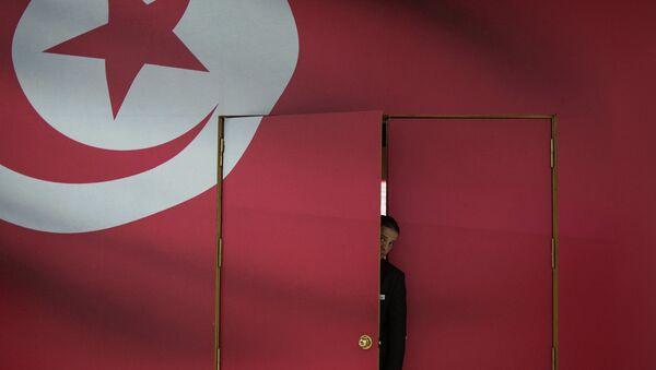 Una guardia tunisina - Sputnik Italia