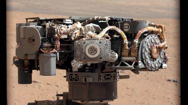 Il rover della NASA Curiosity - Sputnik Italia